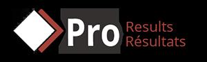 Pro Results – Résultats